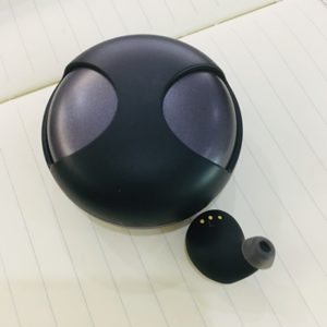 Wireless Earbuds W1 Black photo review