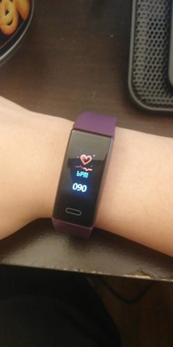 FitWatch XP Fitness Tracker photo review